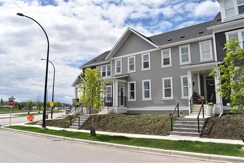 Townhouse for sale at 104 Southpoint Ct Southwest Airdrie Alberta - MLS: C4254149