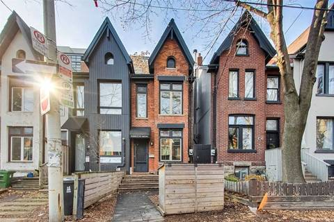 Townhouse for rent at 104 Sumach St Toronto Ontario - MLS: C4659682