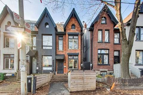 Townhouse for rent at 104 Sumach St Toronto Ontario - MLS: C4676454