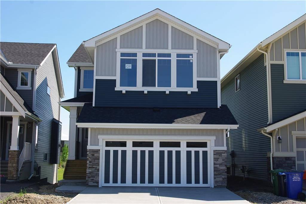 House for sale at 104 Sundown Vw Sunset Ridge, Cochrane Alberta - MLS: C4225232