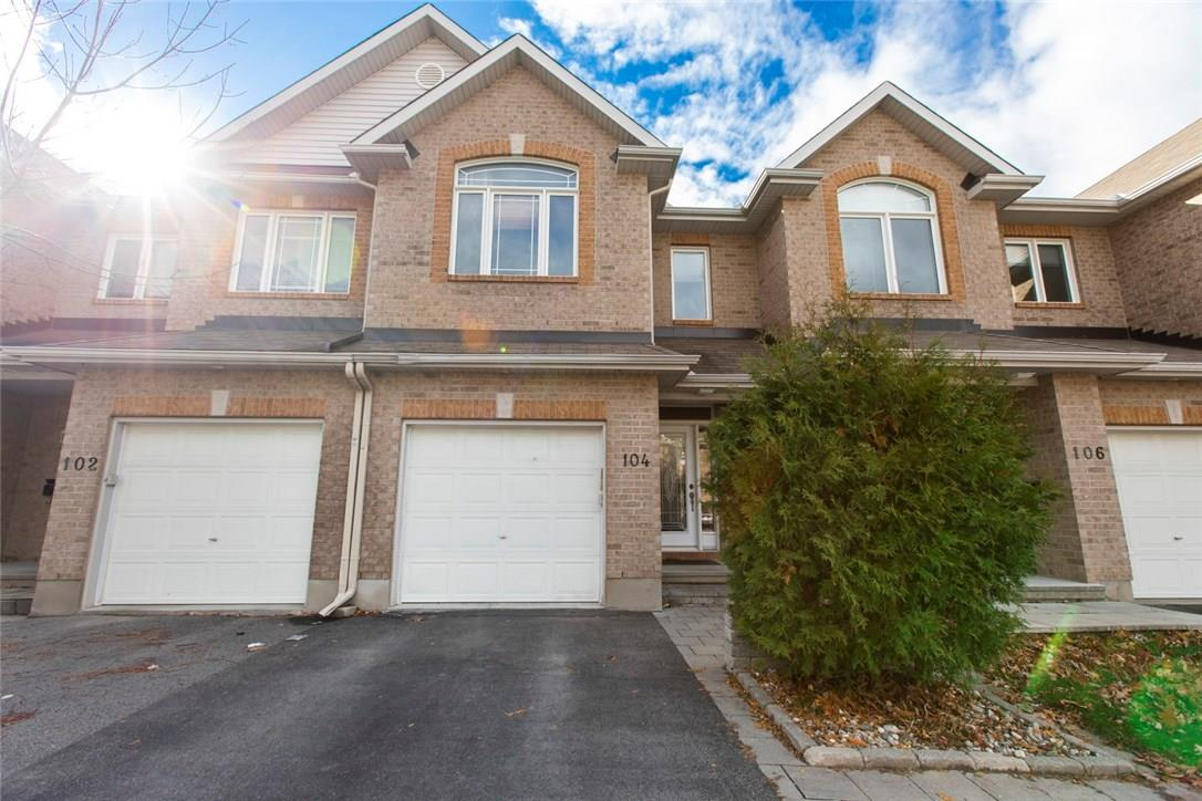 Removed: 104 Talltree Crescent, Ottawa, ON - Removed on 2018-12-01 05:57:13