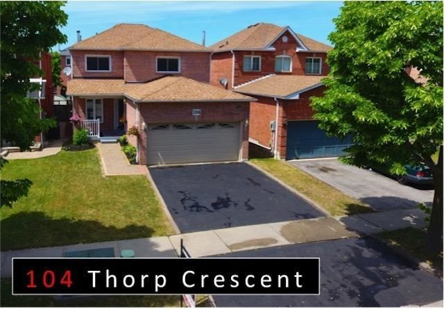 For Sale: 104 Thorp Crescent, Ajax, ON | 4 Bed, 4 Bath House for $749,900. See 20 photos!