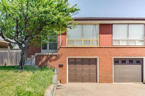 Townhouse for sale at 104 Whitbread Cres Toronto Ontario - MLS: W4513256