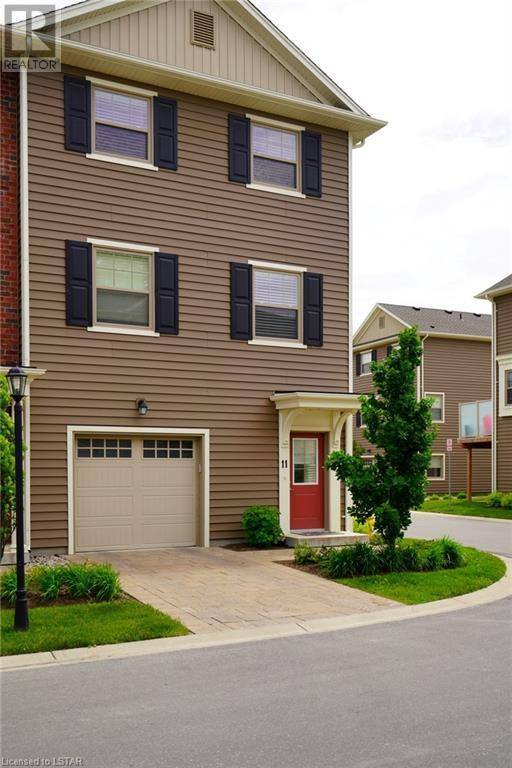 Townhouse for sale at 11 Coronation Dr Unit 1040 London Ontario - MLS: 221781