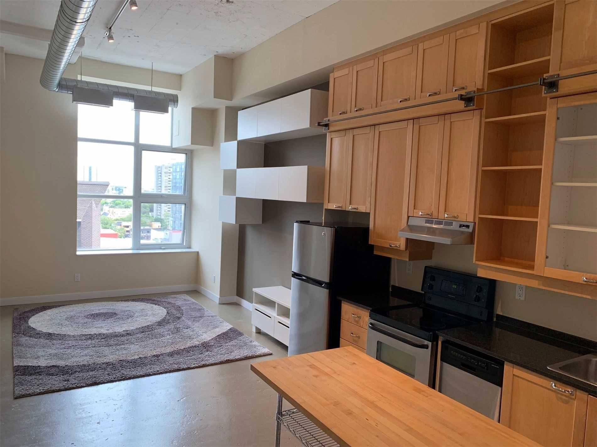 Apartment for rent at 155 Dalhousie St Unit 1040 Toronto Ontario - MLS: C4553079