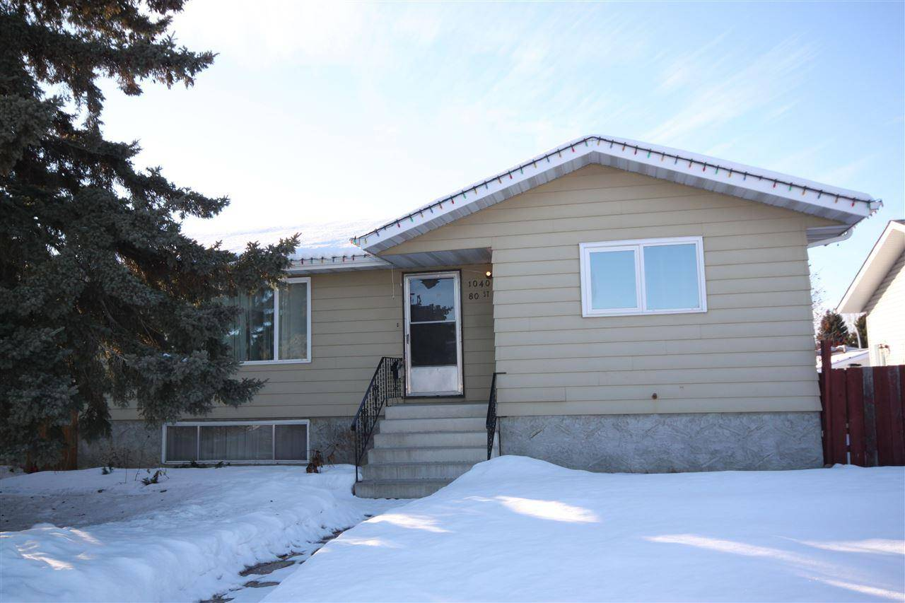 House for sale at 1040 80 St Nw Edmonton Alberta - MLS: E4186945