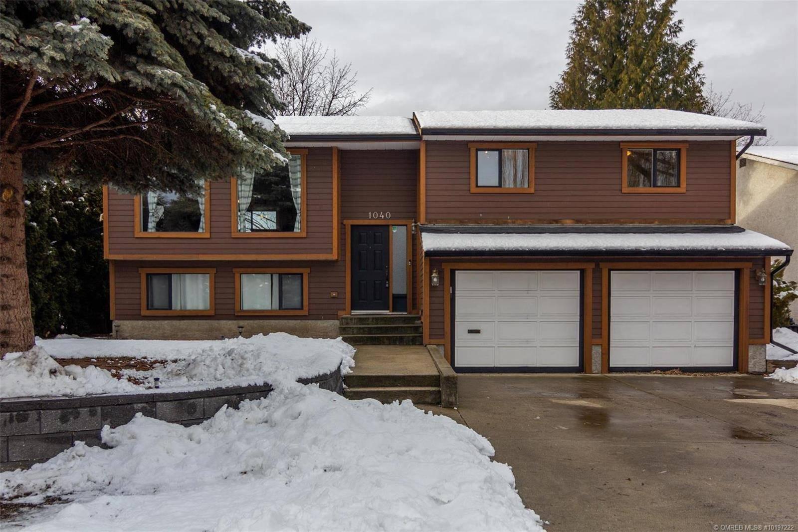 House for sale at 1040 Aldon Rd Kelowna British Columbia - MLS: 10197222