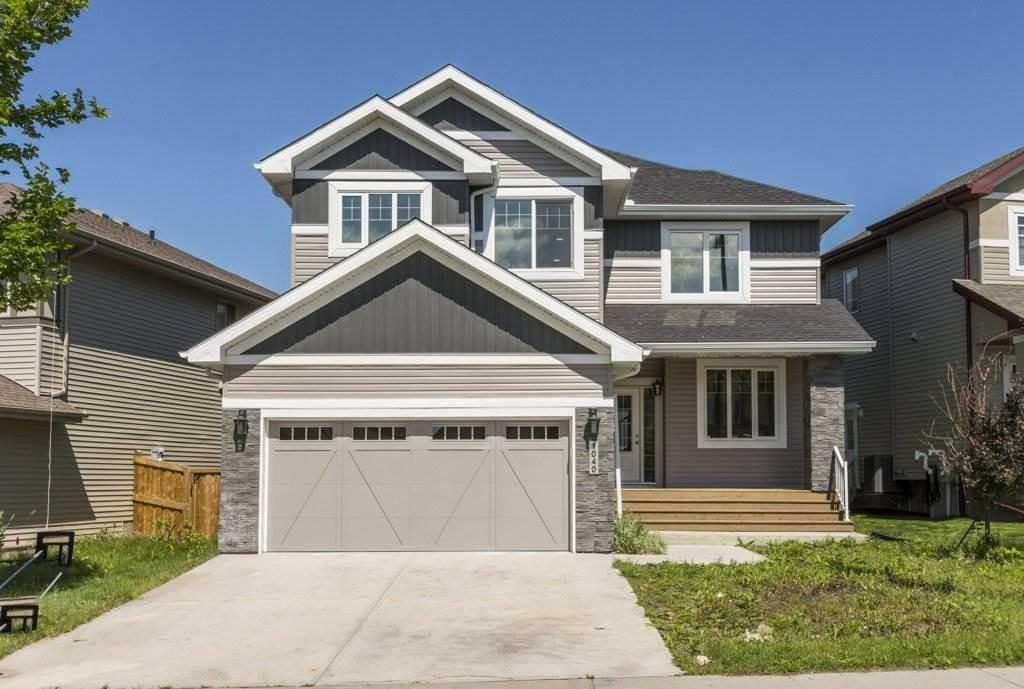 House for sale at 1040 Armitage Cres Sw Edmonton Alberta - MLS: E4180183