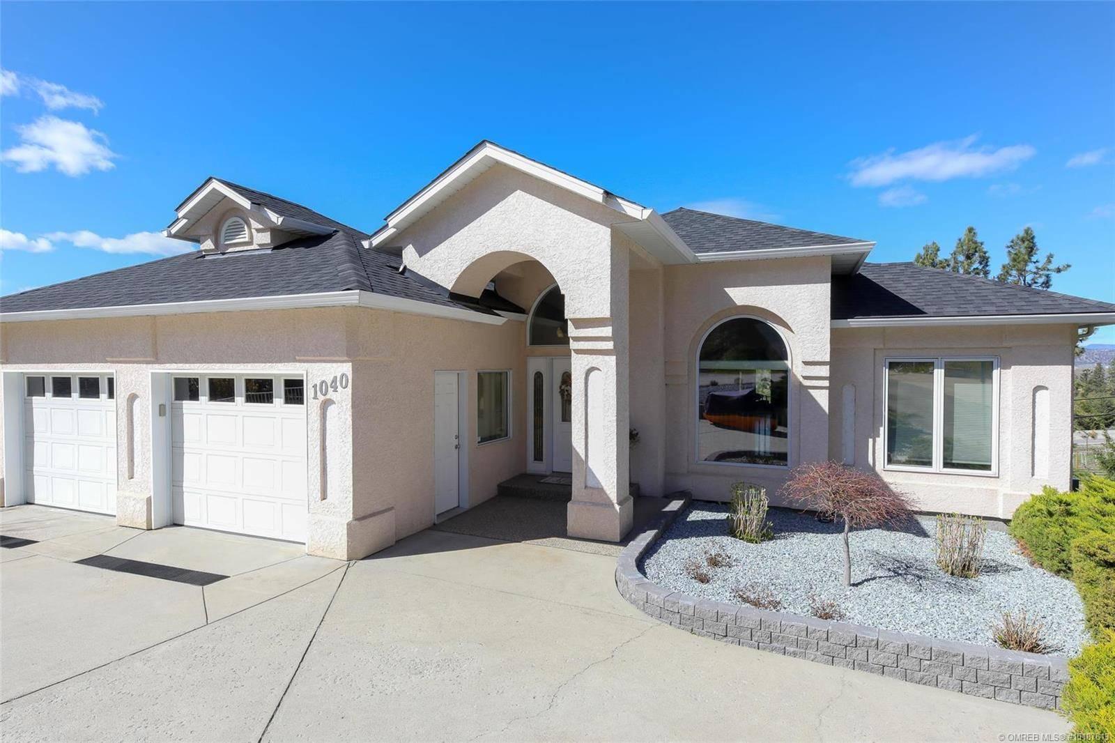 House for sale at 1040 Bartholomew Ct Kelowna British Columbia - MLS: 10187813