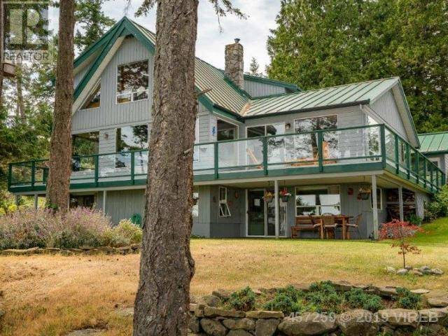 House for sale at 1040 Berry Point Rd Gabriola Island British Columbia - MLS: 457259
