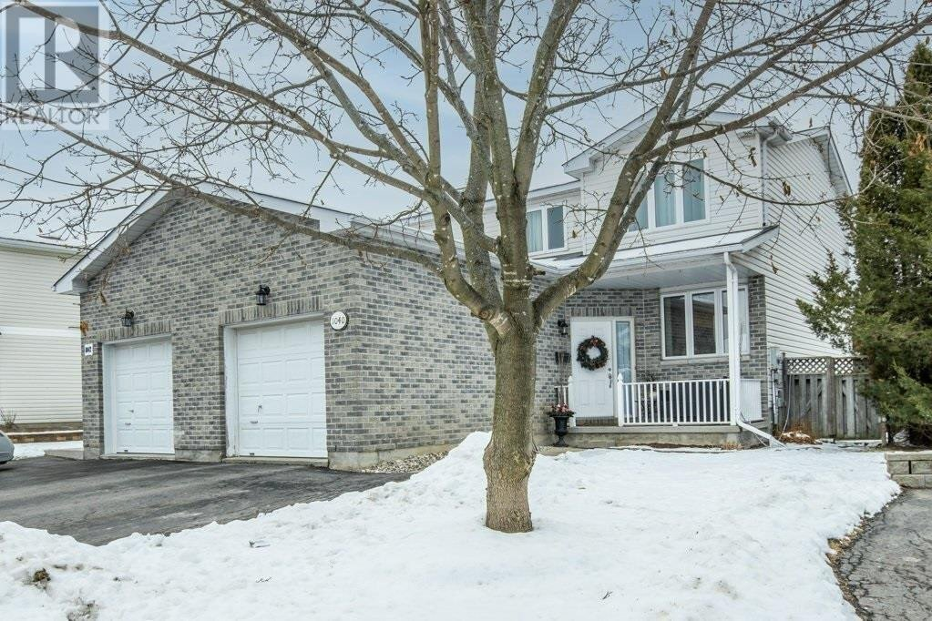 House for sale at 1040 Springfield Dr Kingston Ontario - MLS: K21000154
