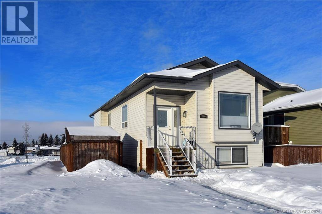 House for sale at 10402 98a St Clairmont Alberta - MLS: GP212025