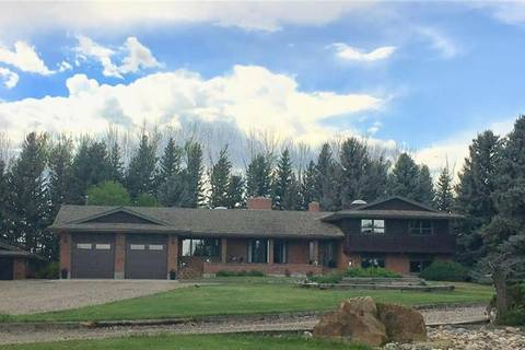 Residential property for sale at 104038 Hwy 843  Picture Butte Alberta - MLS: LD0168877