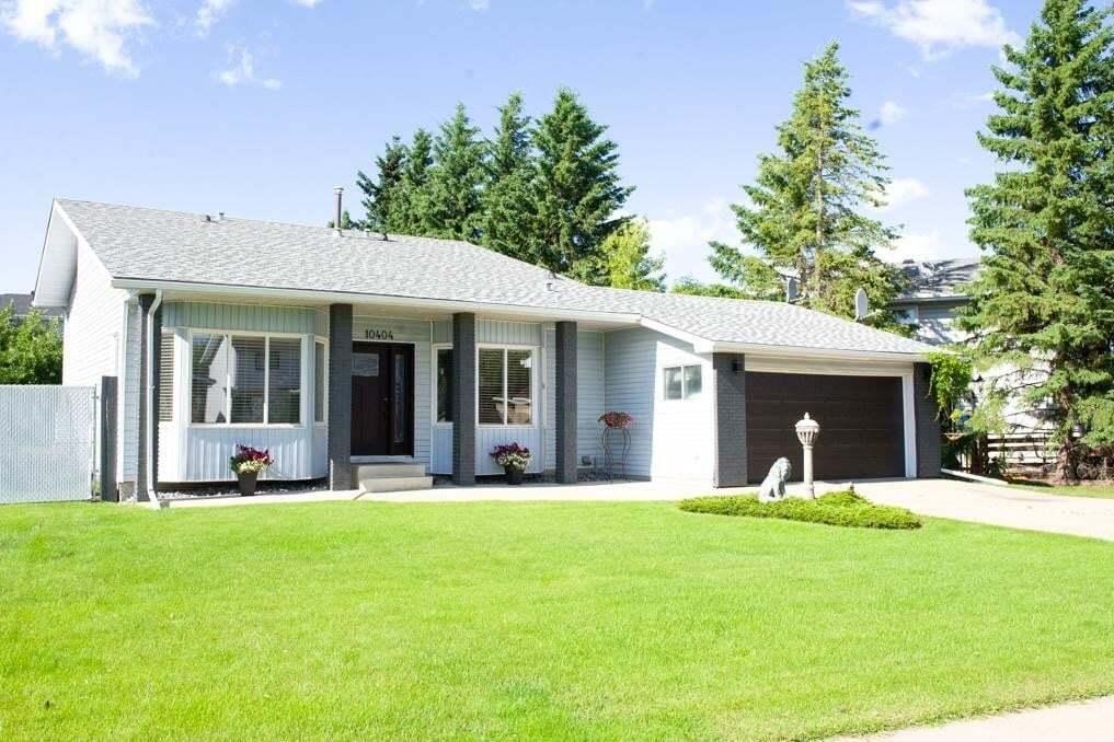House for sale at 10404 18 Av NW Edmonton Alberta - MLS: E4206405