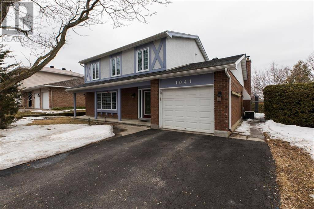 House for sale at 1041 Cahill Dr W Ottawa Ontario - MLS: 1187204