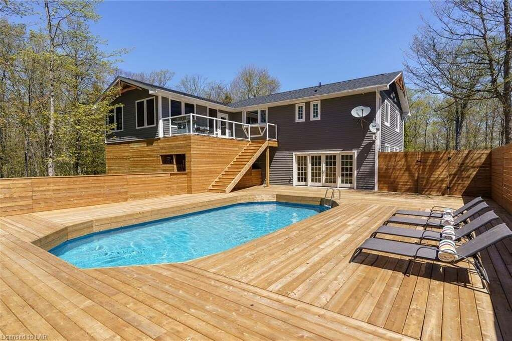 House for sale at 1041 Shannon Hall Rd Rosseau Ontario - MLS: 261042