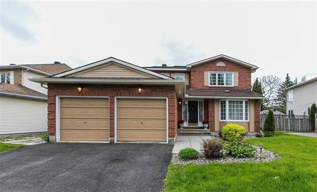 House for sale at 1041 Terranova Dr Ottawa Ontario - MLS: 1165735