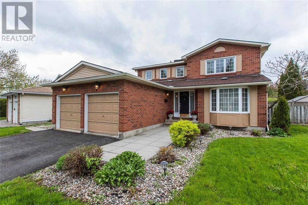 House for sale at 1041 Terranova Dr Ottawa Ontario - MLS: 1174293