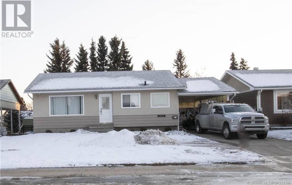 House for sale at 10411 111 Ave Grande Prairie Alberta - MLS: GP210144