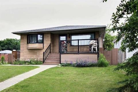 House for sale at 10411 84 St Nw Edmonton Alberta - MLS: E4165894