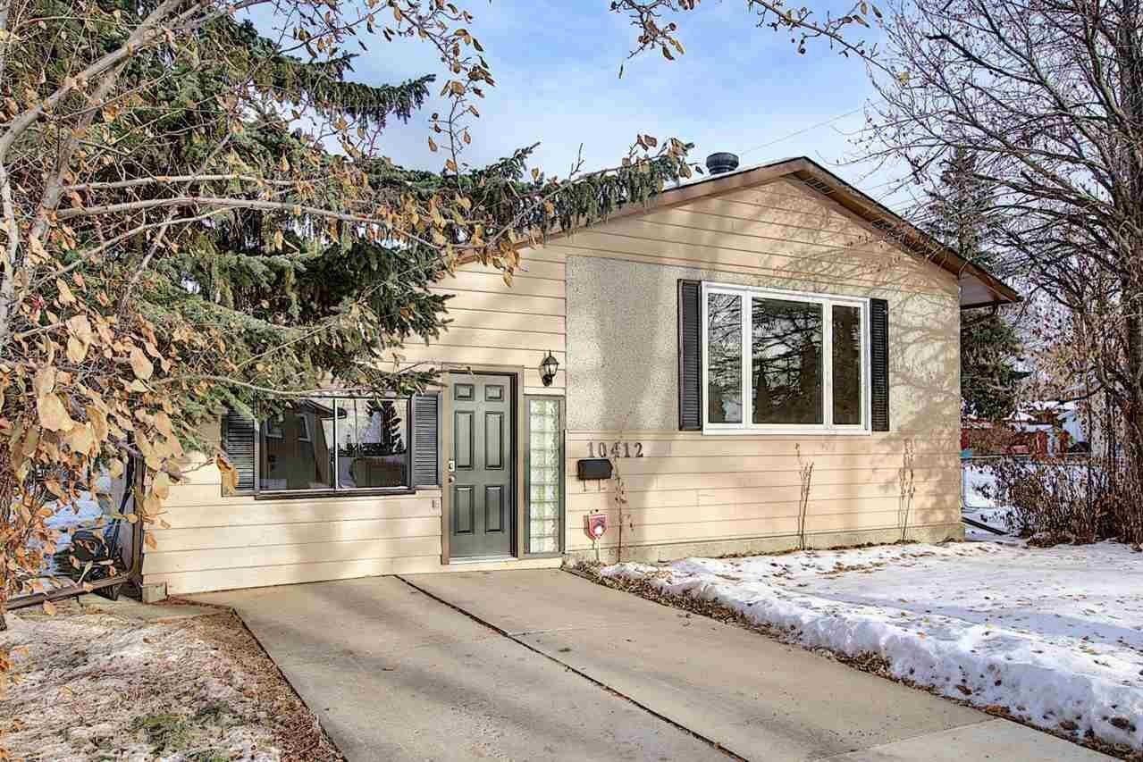 House for sale at 10412 128 Av NW Edmonton Alberta - MLS: E4222410