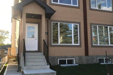Townhouse for sale at 10416 79 St Nw Edmonton Alberta - MLS: E4141187