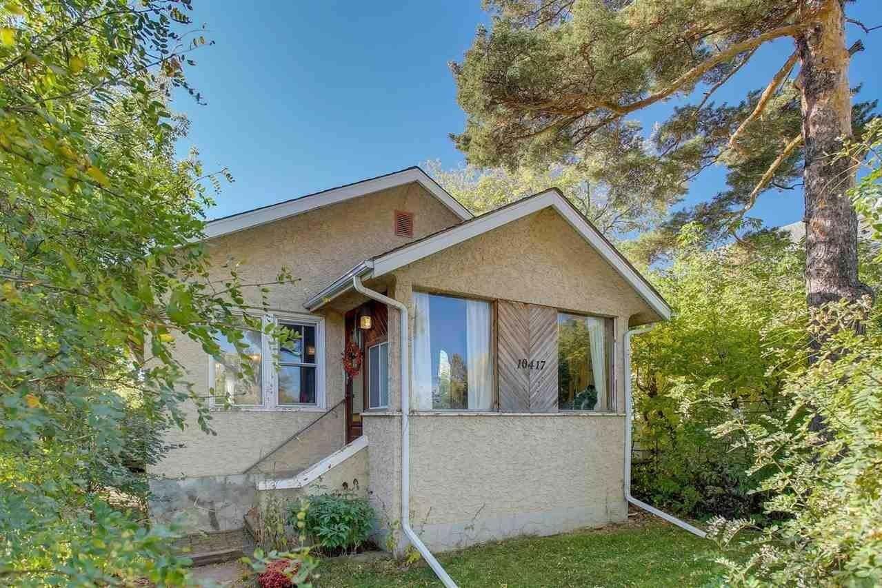 House for sale at 10417 85 Av NW Edmonton Alberta - MLS: E4215619