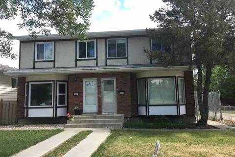 Townhouse for sale at 10419 150 St Nw Edmonton Alberta - MLS: E4116524