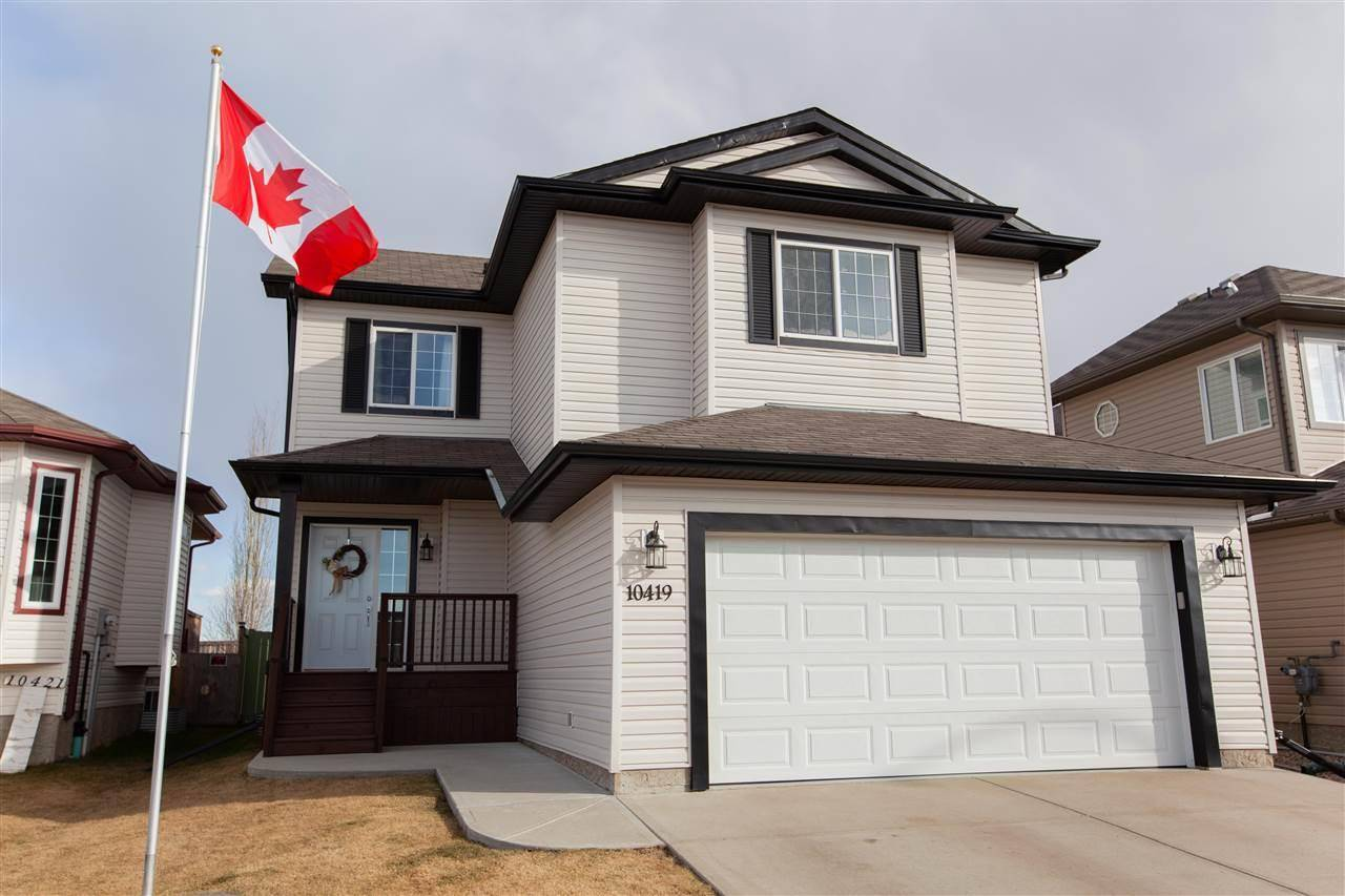 House for sale at 10419 94 St Morinville Alberta - MLS: E4173949
