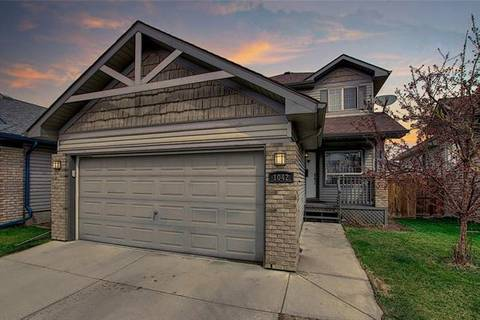 House for sale at 1042 Channelside Wy Southwest Airdrie Alberta - MLS: C4295528