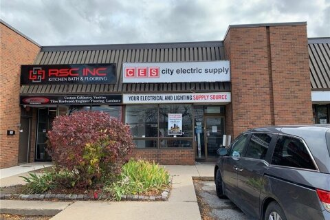 Commercial property for sale at 1042 Speers Rd Oakville Ontario - MLS: 40037040