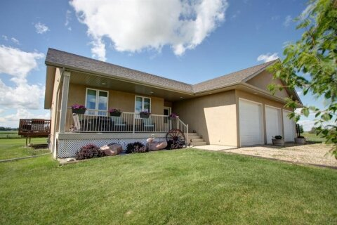 House for sale at 1042 Township Road 380  Rural Red Deer County Alberta - MLS: CA0190324