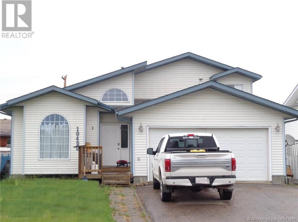 House for sale at 10420 107 Ave High Level Alberta - MLS: GP213895