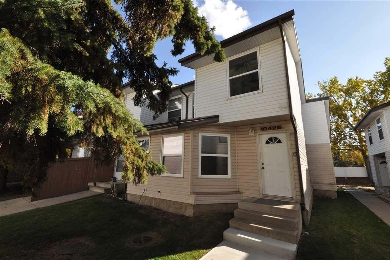 Townhouse for sale at 10425 24 Av NW Edmonton Alberta - MLS: E4215600