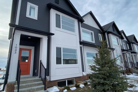 Townhouse for sale at 1043 Lanark Blvd Airdrie Alberta - MLS: A1059555