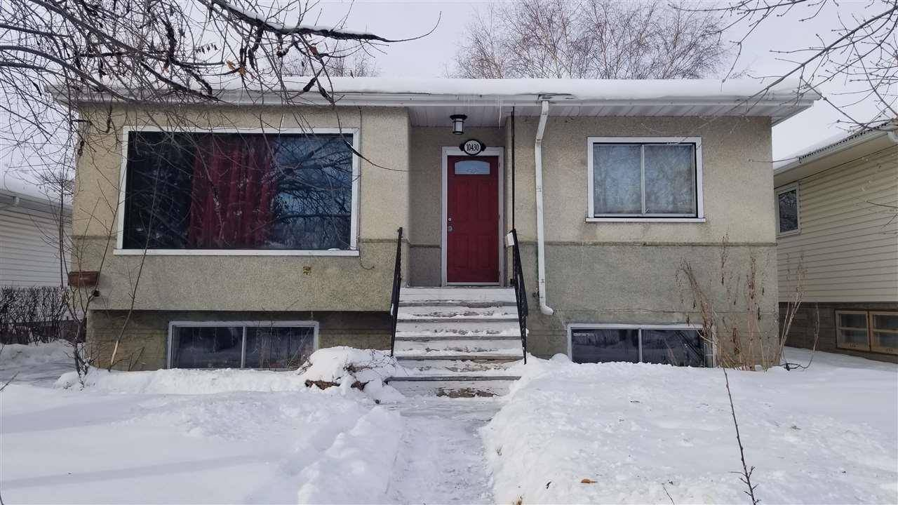 House for sale at 10430 79 St Nw Edmonton Alberta - MLS: E4187809