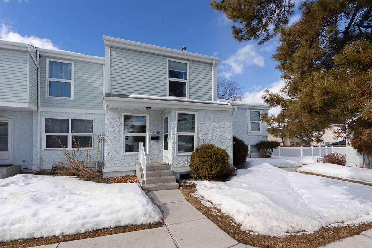 Townhouse for sale at 10436 28a Ave Nw Edmonton Alberta - MLS: E4189877