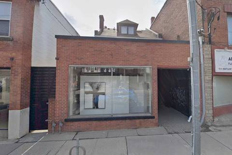 Commercial property for lease at 1044 Bathurst St Toronto Ontario - MLS: C4651662