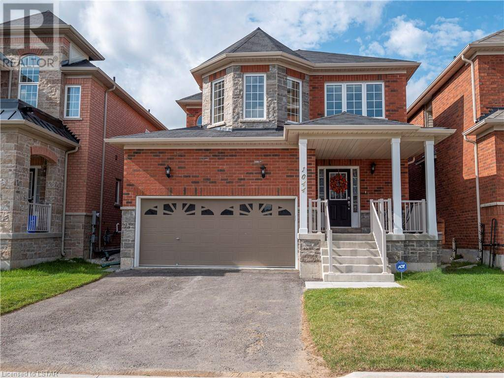 House for sale at 1044 Job Cres Milton Ontario - MLS: 220667