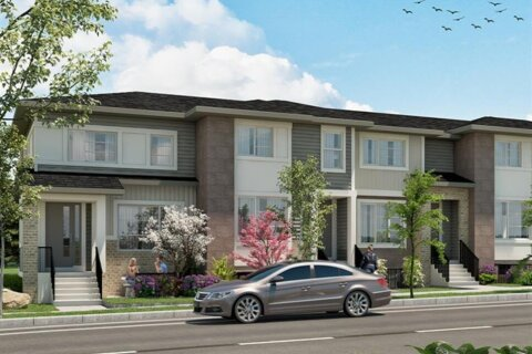Townhouse for sale at 1044 Lanark  Blvd SE Airdrie Alberta - MLS: A1040610
