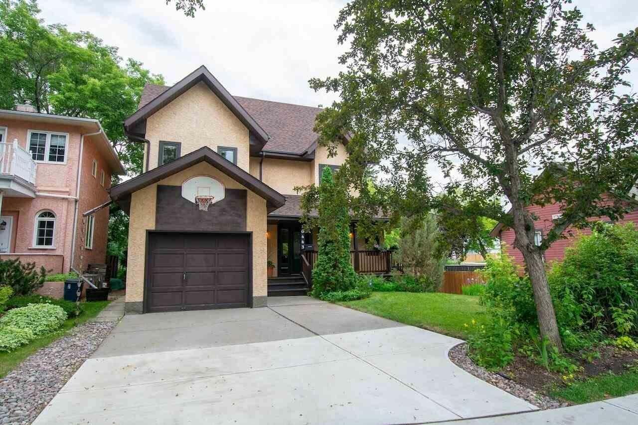 House for sale at 10443 86 Av NW Edmonton Alberta - MLS: E4203769