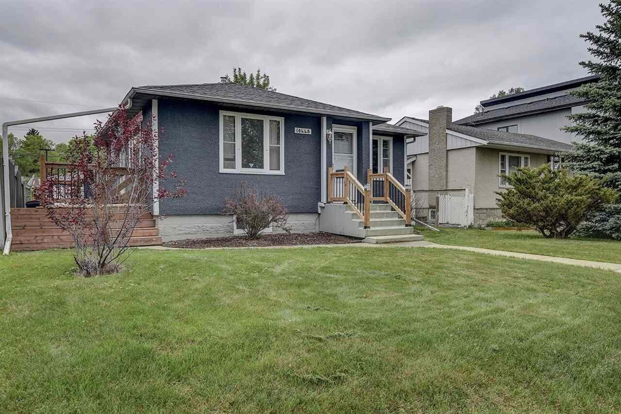 House for sale at 10448 147 St NW Edmonton Alberta - MLS: E4205106