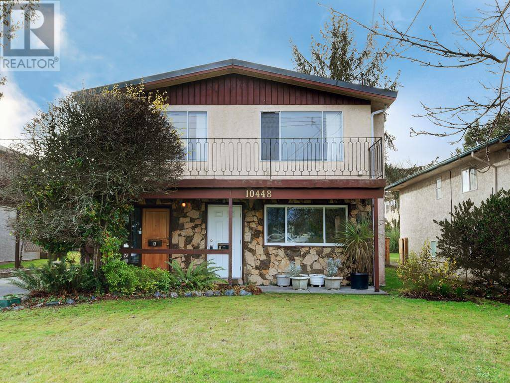 House for sale at 10448 Resthaven Dr Sidney British Columbia - MLS: 419406