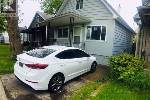 House for sale at 1045 Henry Ford  Windsor Ontario - MLS: 19018804