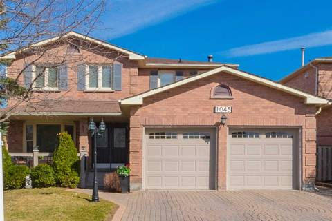 House for sale at 1045 Leslie Valley Dr Newmarket Ontario - MLS: N4430999