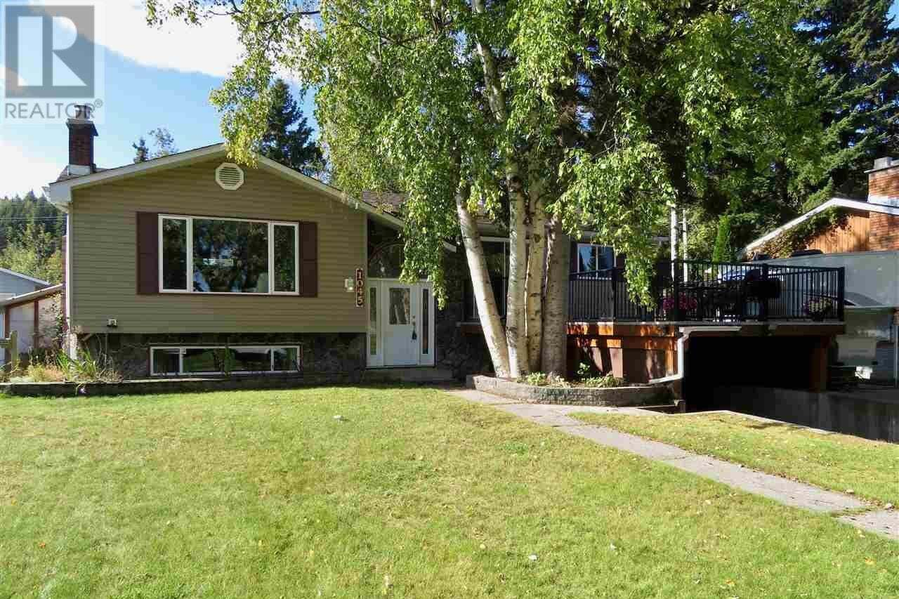 House for sale at 1045 Nelson Cres Prince George British Columbia - MLS: R2502896