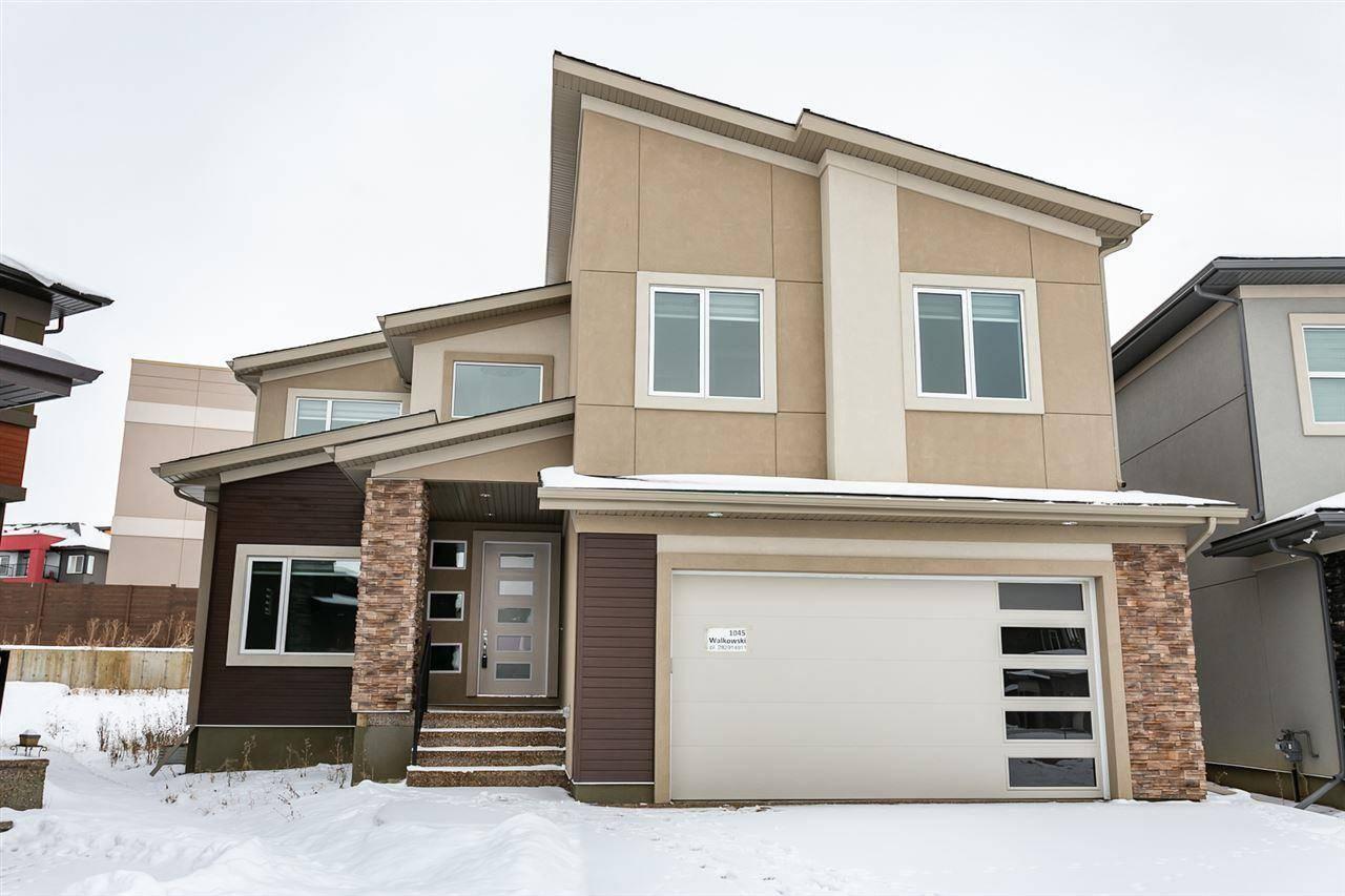 House for sale at 1045 Walkowski Pl Nw Edmonton Alberta - MLS: E4173517