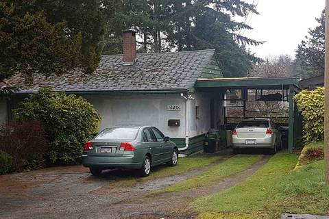 House for sale at 10456 140b St Surrey British Columbia - MLS: R2334901