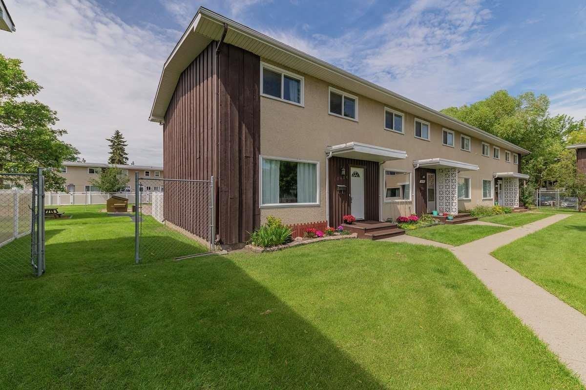 Townhouse for sale at 10456 55 Av NW Edmonton Alberta - MLS: E4206672