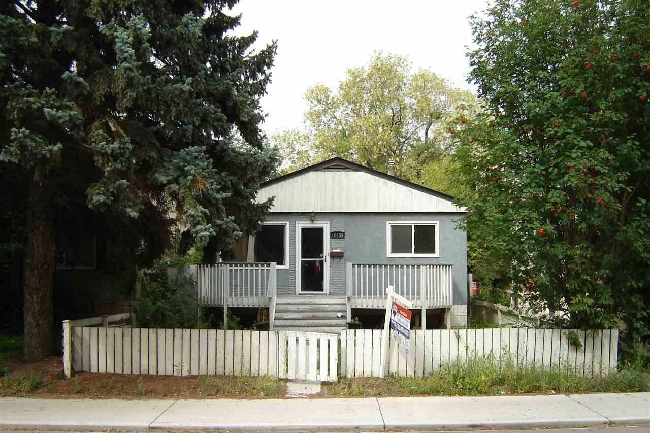 House for sale at 10456 76 Av NW Edmonton Alberta - MLS: E4171381